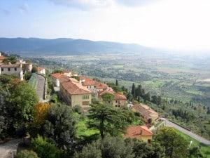 Cortona Italy