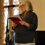 Esther Lindbloom at the 2014 Summer Celebration