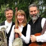 Oregon Trail Trio